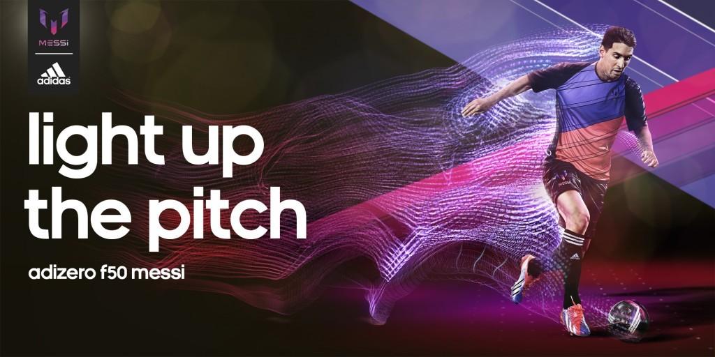 Adidas The New Speed Of Light