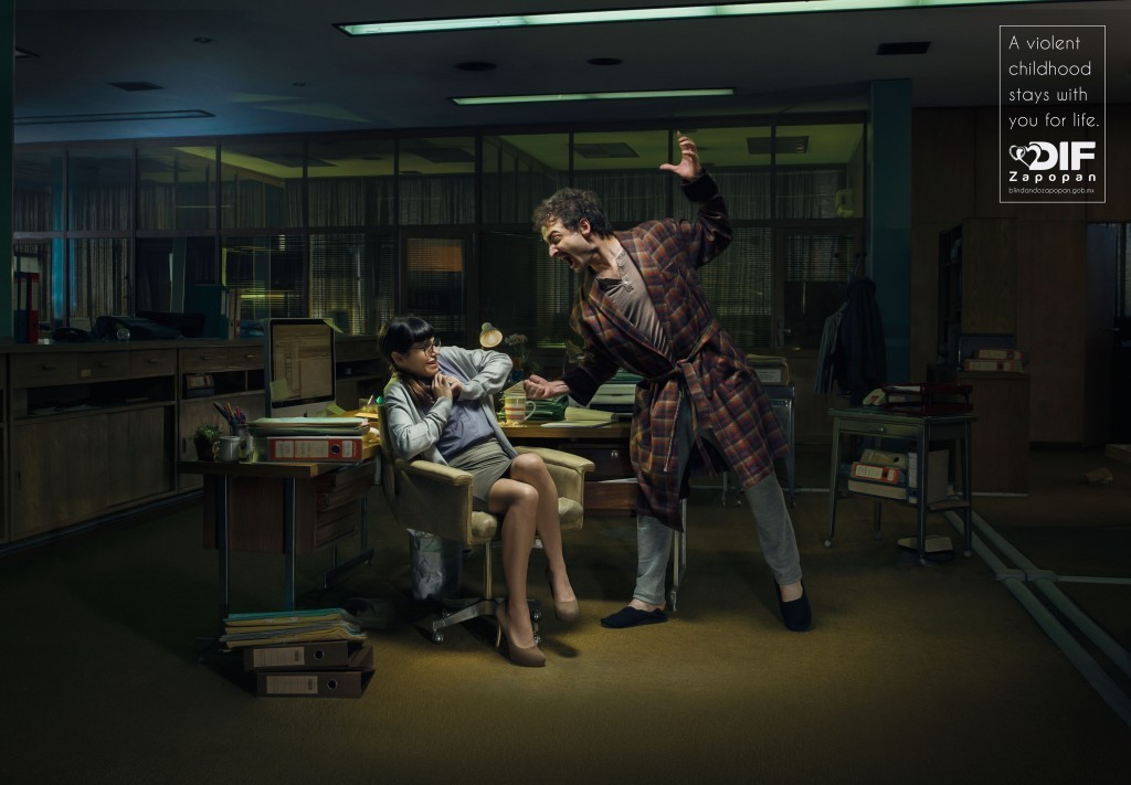 The Best Print Ads About Social Issues