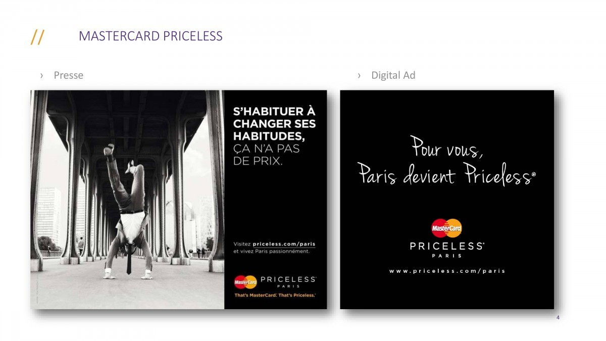 Mastercard write a priceless ad sweepstakes comment crire une dissertation