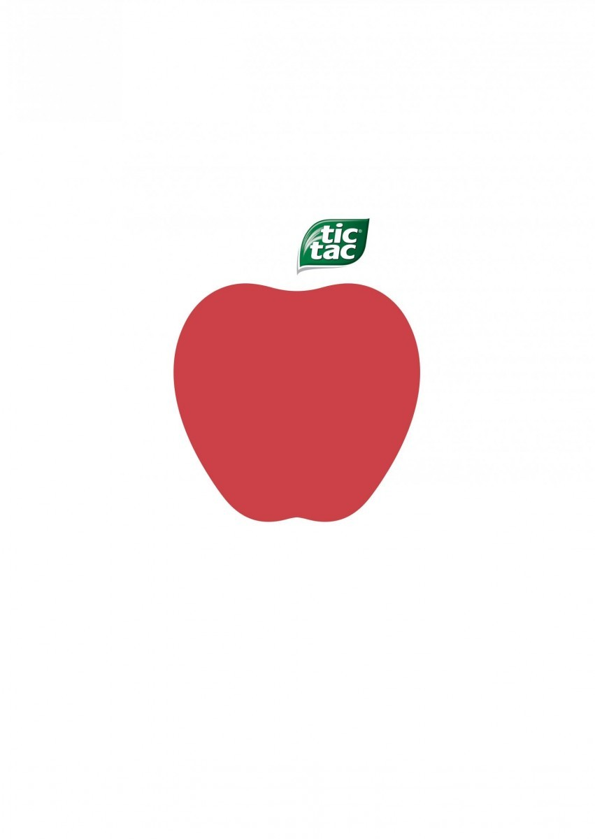 Tic Tac Now In Apple By Cannes Lions International