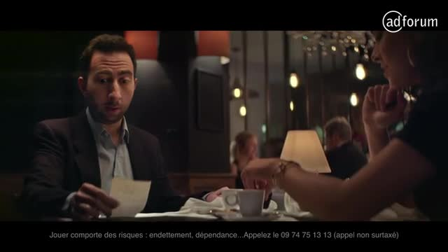 poker face in french