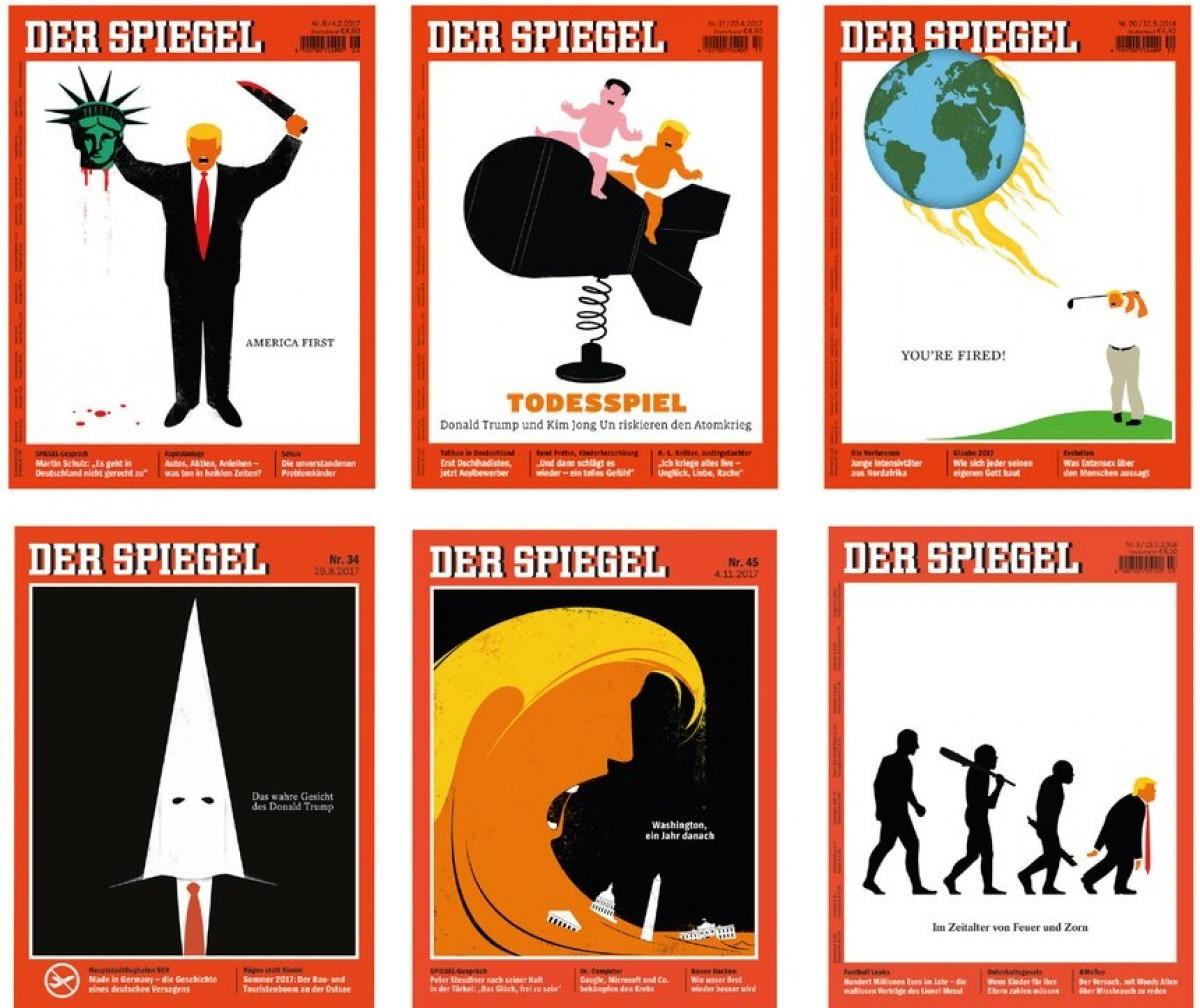 Magazin Spiegel