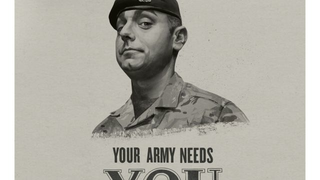 Your Army Needs You, and Your Spirit