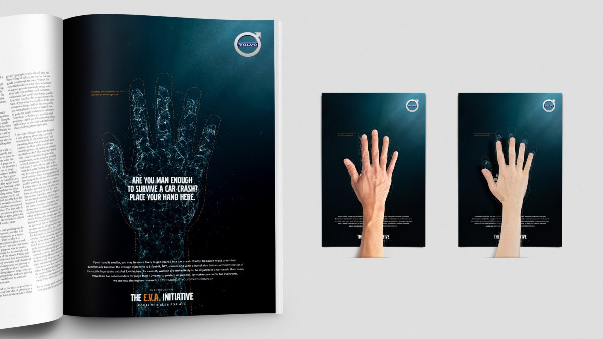 Volvo The Eva Initiative By Cannes Lions