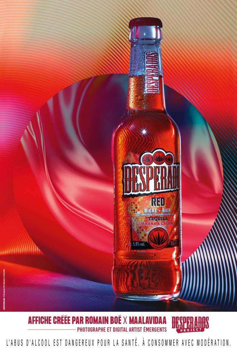Herve Poupon Desperados Desdesperados Project X Serviceplan Adforum Talent The Creative Industry Network