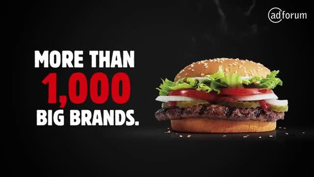 Rogelio Magana Burger King Bk Black Friday Whopper Shopper Adforum Talent The Creative Industry Network