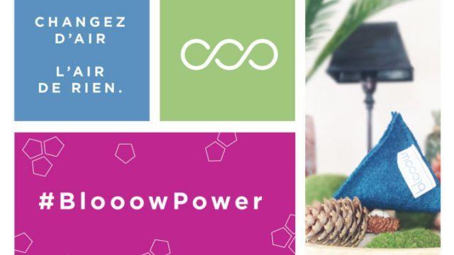 #BlooowPower