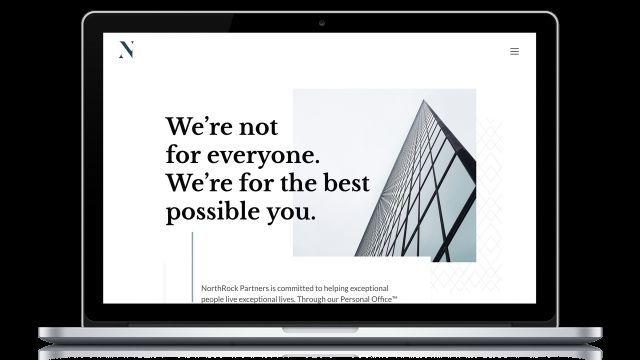 Northrock Parthners Website