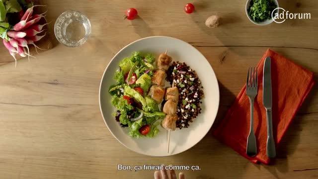 Commencez par manger des légumes secs un peu plus souvent