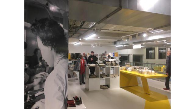 Architecture : Boutique Musée de La Poste
