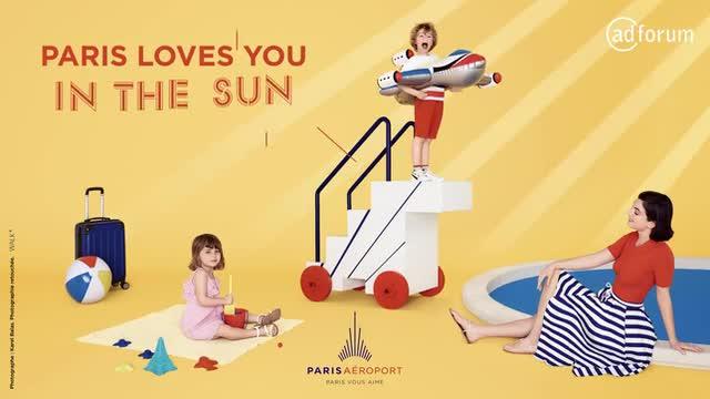 Paris vous aime au soleil