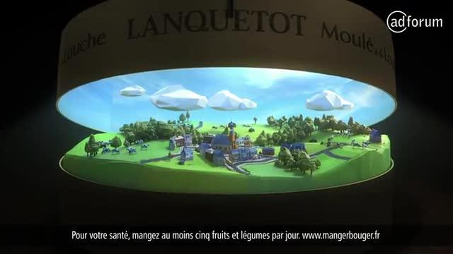 Lanquetot - billboard TV La boîte