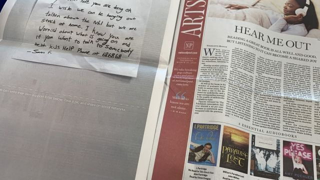 Letters (Newspaper)