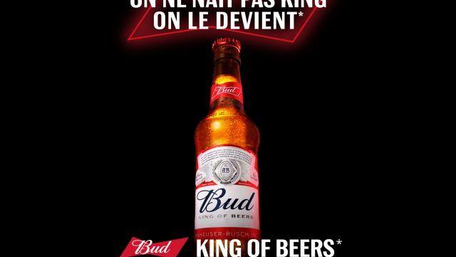 Bud King (Horizontal)