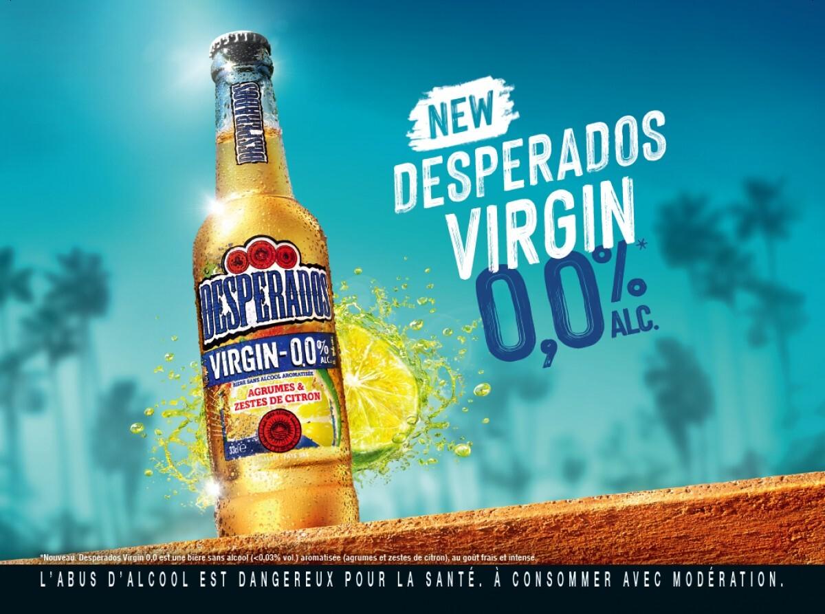 Desperados New Desperados Virgin 0 0