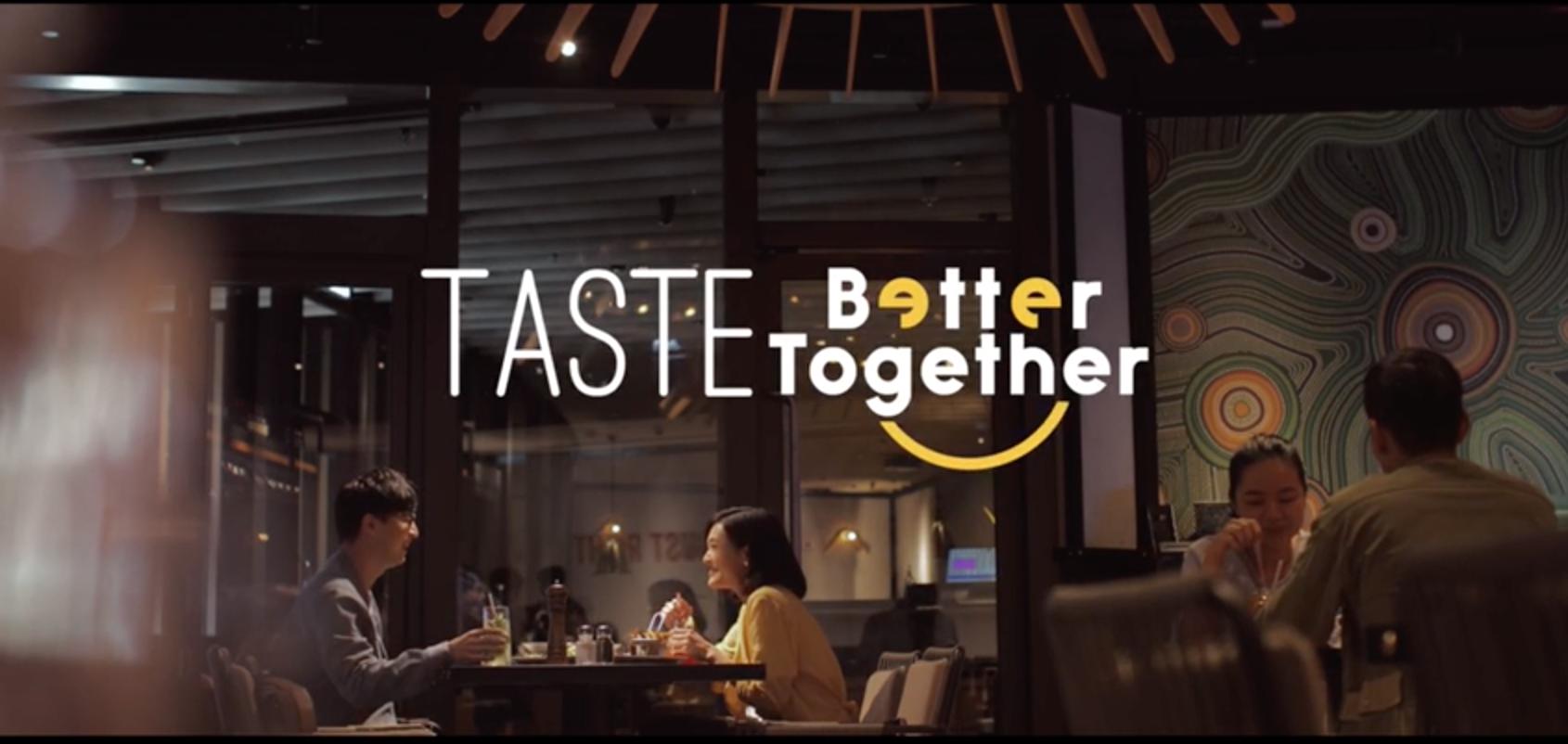Taste Better Together