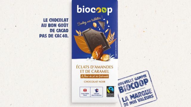 Le chocolat au bon goût de cacao, pas de CAC 40