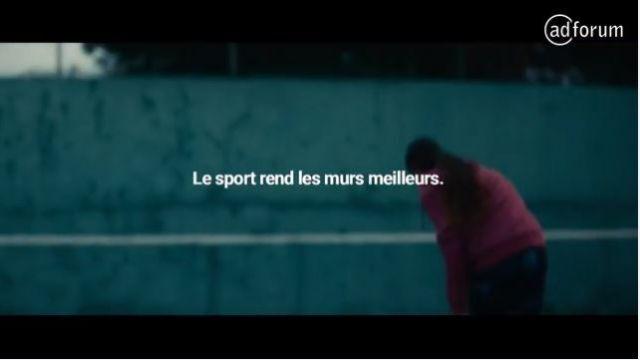 Le sport rend le monde meilleur
