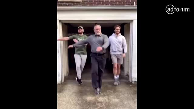 Keep Dads Dancing this Father's Day