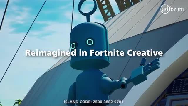 The O2 in Fortnite Creative