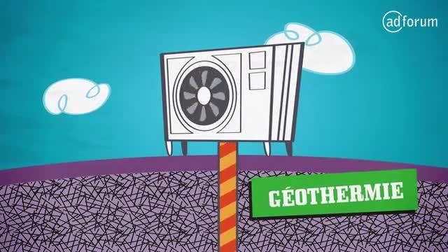Pompe à chaleur : énergie renouvelable