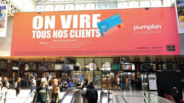 On vire tous nos clients (gare de Lille)