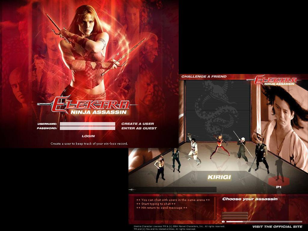 Elektra Online Game
