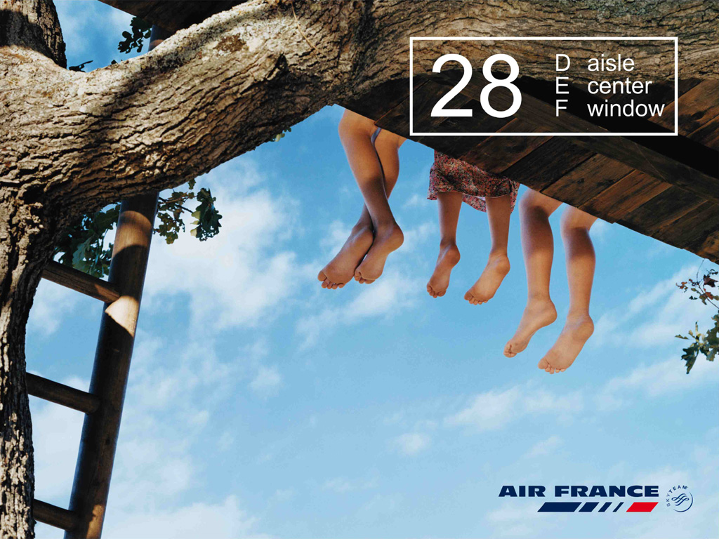 Air France Tree House By Eurobest 2006