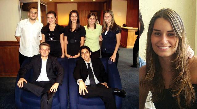 De trainee à presidência de uma empresa junior