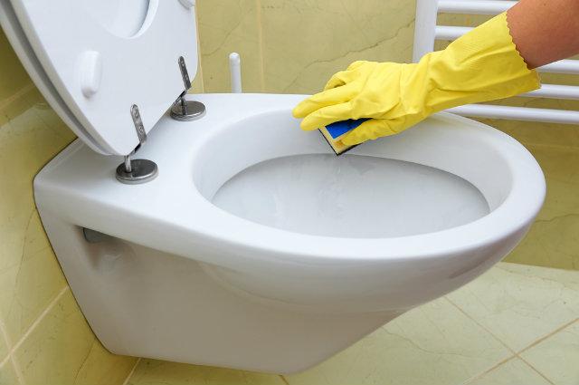 Por que executivos deveriam lavar banheiros