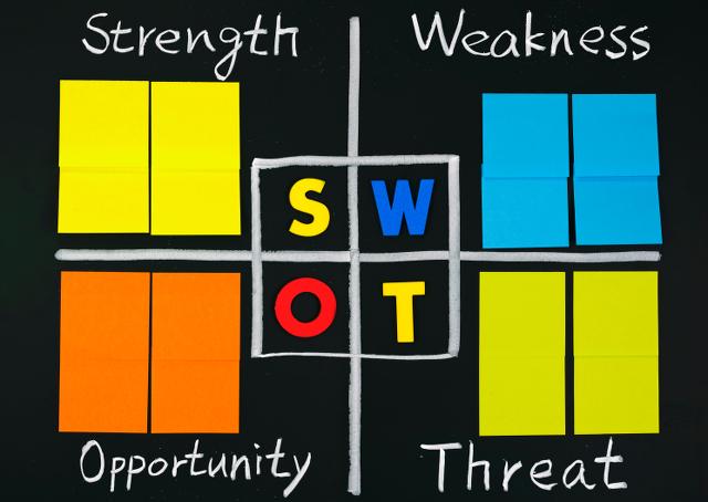 Aprenda a usar a análise SWOT para desenvolver suas habilidades e impulsionar sua carreira