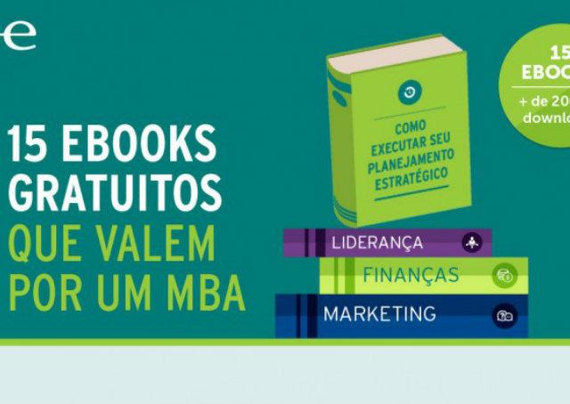 15 eBooks que valem por um MBA