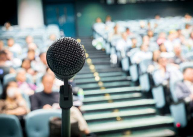 5 erros que você não pode cometer ao falar em público