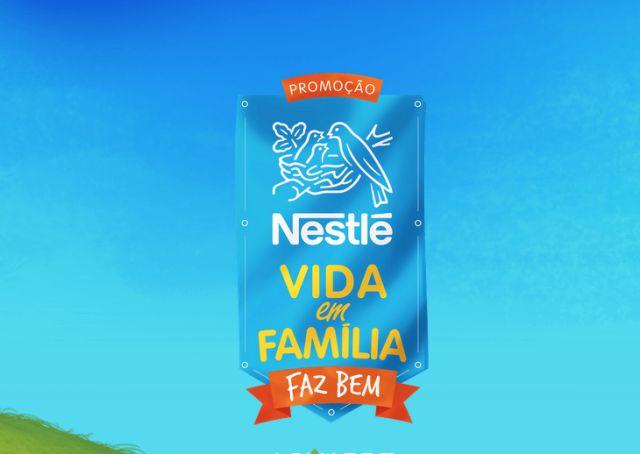 Nestlé lança promoção com mais de R$ 6 milhões em prêmios