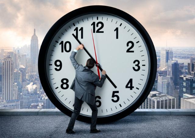 Como delegar seu tempo?