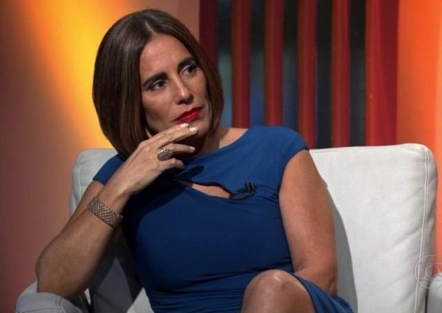 Glória Pires vende camisetas com seus comentários sobre o Oscar