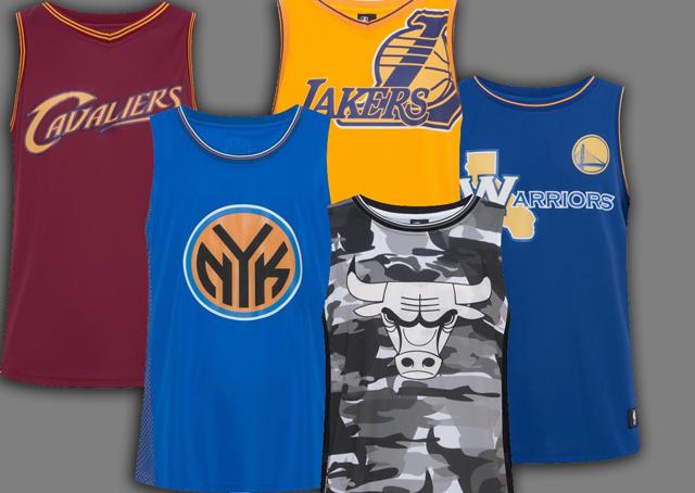 b184eb9e73 C A firma parceria com NBA e lança camisetas de clubes de basquete -  Notícias - Negócios - Administradores.com