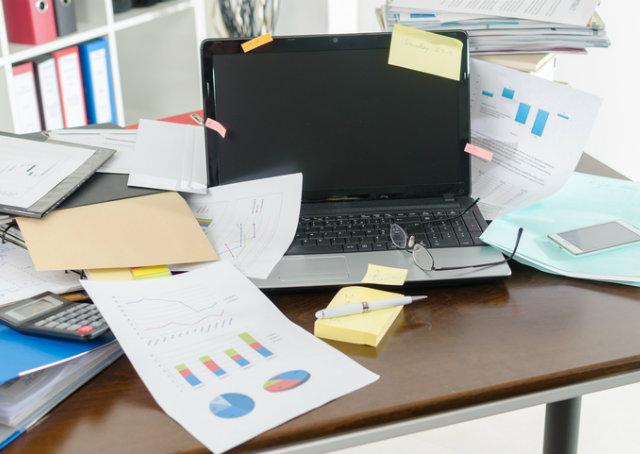 Seis armadilhas da produtividade
