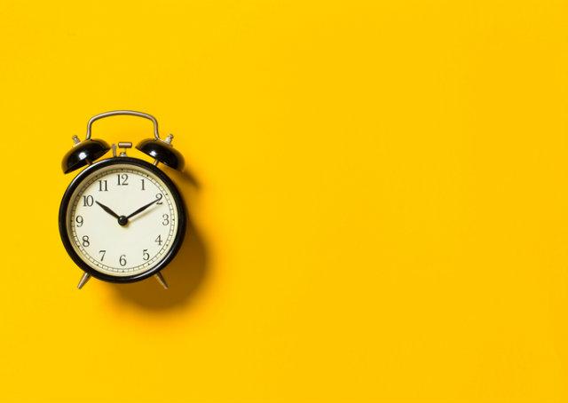 Dez dicas para organização do tempo