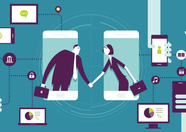 Oportunidades em um clique: a web como canal de contato entre profissionais e clientes