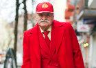 """Turco de 83 anos faz sucesso na web compartilhando """"look do dia"""""""