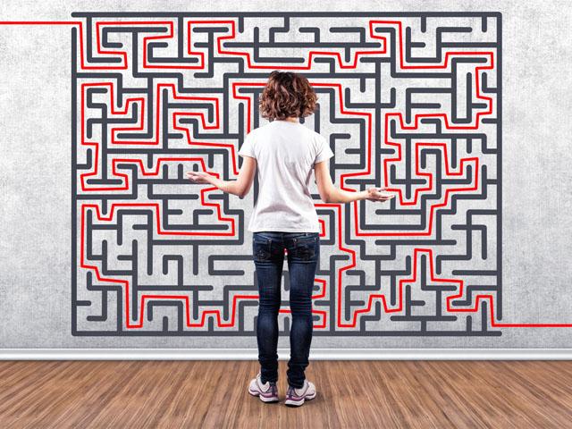 As duas grandes alternativas estratégicas para se lidar com a complexidade