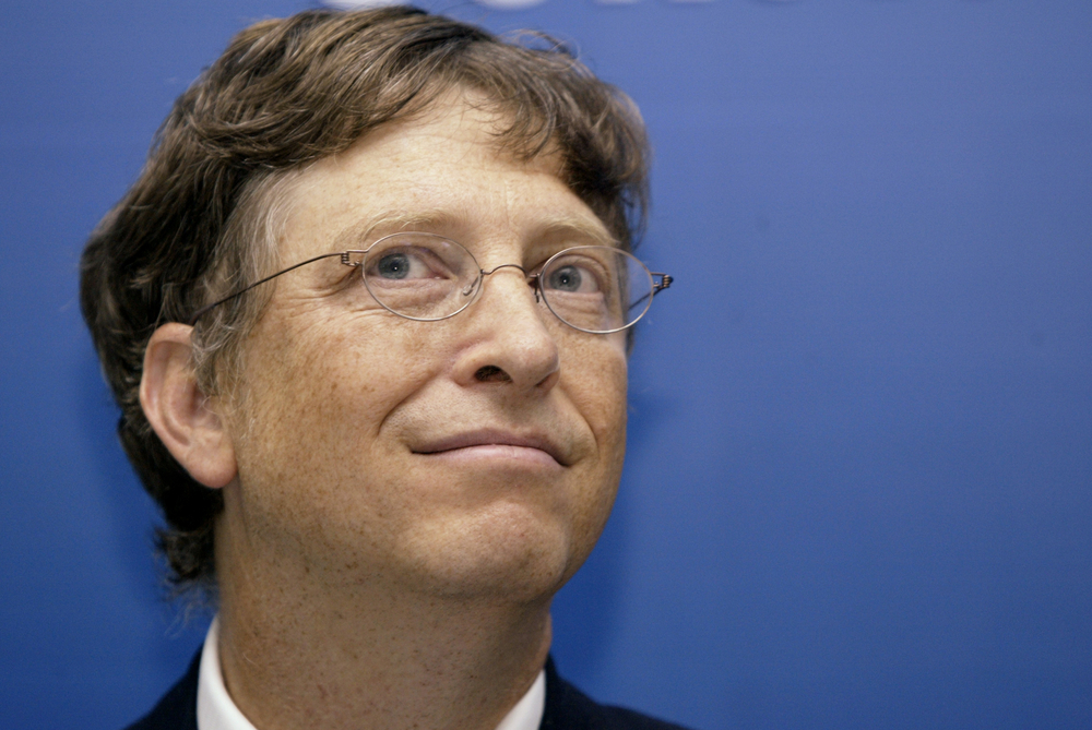 """Ctrl+Alt+Del foi um erro"", diz Bill Gates"