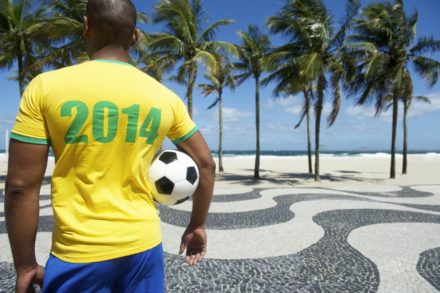 Quais as motivações dos brasileiros para a Copa do Mundo 2014?