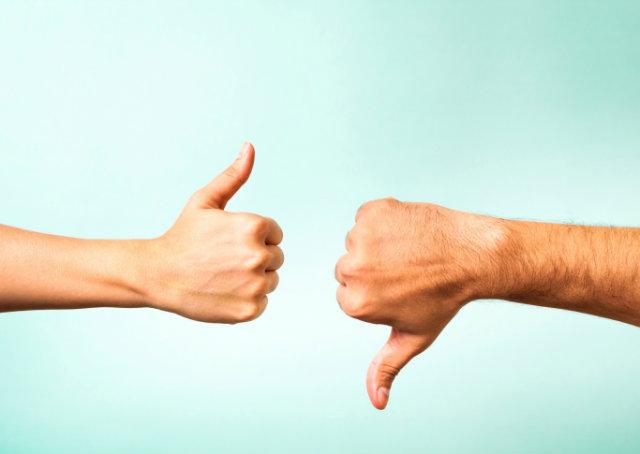 Aprendendo a reagir às críticas de forma construtiva