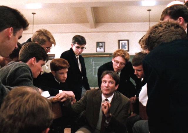 Cinco lições de vida que podemos aprender com os filmes de Robin Williams