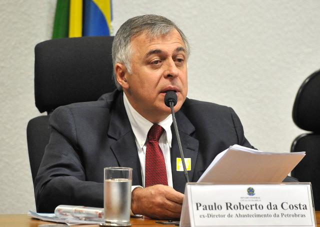 Ex-diretor da Petrobras detalha esquema de propinas a PT, PP e PMDB em contratos