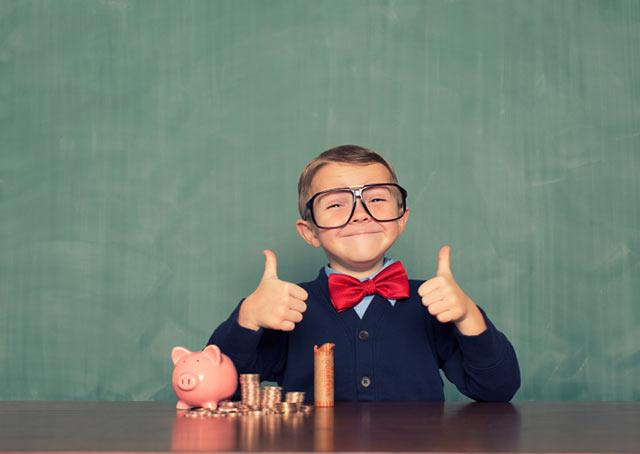10 dicas sobre educação financeira infantil