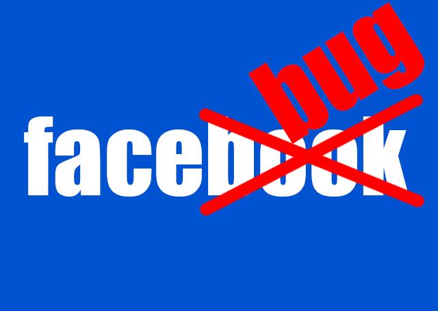 Instável durante todo o dia, Facebook fica fora do ar por cerca de meia hora
