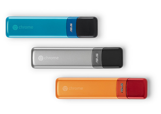 Google lança Chromebit, dispositivo Chrome OS para TVs